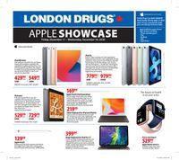 London Drugs - Apple Showcase