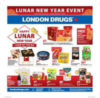 London Drugs- Lunar New Year 2021