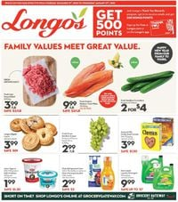 Longo's - New Year 2021