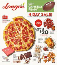Longo's - 4 DAY SALE!