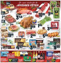 Metro Christmas Flyer 2019