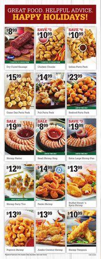 M&M Food Market Black Friday