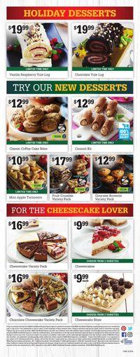 M&M Food Market - Holiday 2020