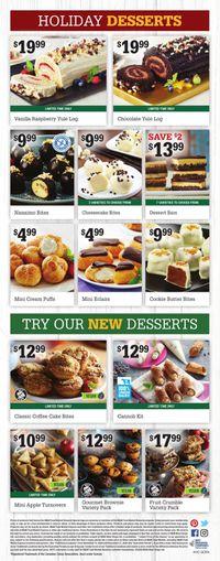 M&M Food Market Holiday 2020