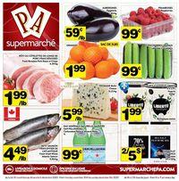PA Supermarché - Cyber Monday 2020