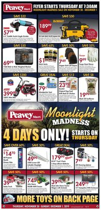 Peavey Mart - MOONLIGHT MADNESS
