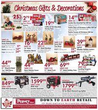 Peavey Mart - Christmas 2020