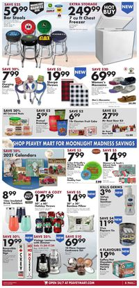 Peavey Mart - Black Friday 2020
