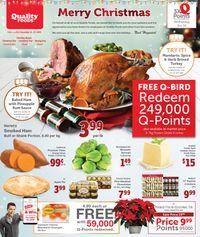 Quality Foods - Christmas 2020