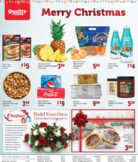 Quality Foods - Christmas 2020