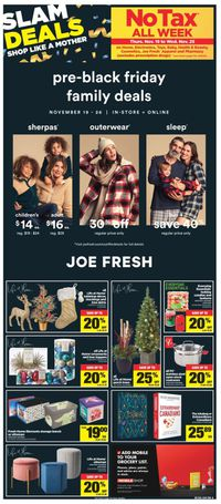 Real Canadian Superstore Black Friday ad 2020