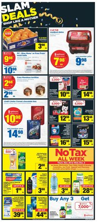 Real Canadian Superstore - Black Friday 2020