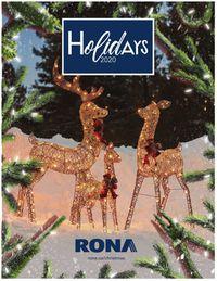 RONA - Holidays 2020