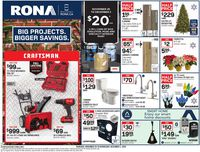 RONA - Black Friday 2020