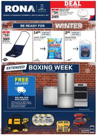 RONA - Boxing Week 2020