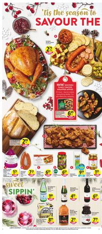 Save-On-Foods - Holiday 2020