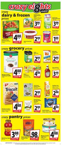 Save-On-Foods - Crazy Eigths 2021