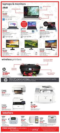 Staples - Holiday Gift Guide 2020