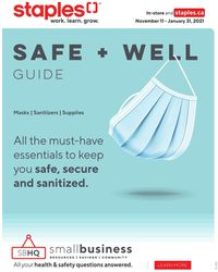 Staples - Safe & Well