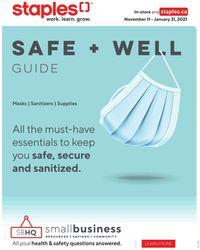 Staples - Safe & Well
