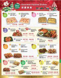 T&T Supermarket Christmas 2020