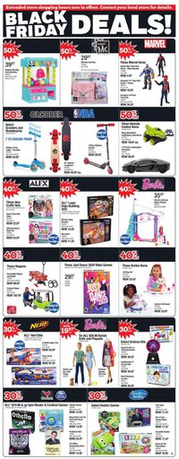 Toys''R''Us BLACK FRIDAY 2019