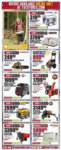 TSC Stores - HOLIDAY 2019 FLYER