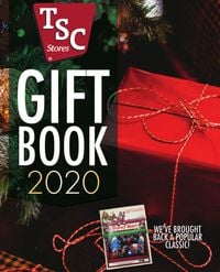 TSC Stores Gift Book - Holiday 2020