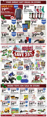 TSC Stores - Holiday 2020