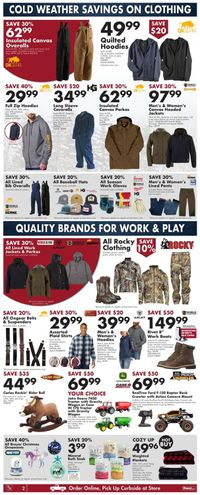 TSC Stores - Boxing Week 2020