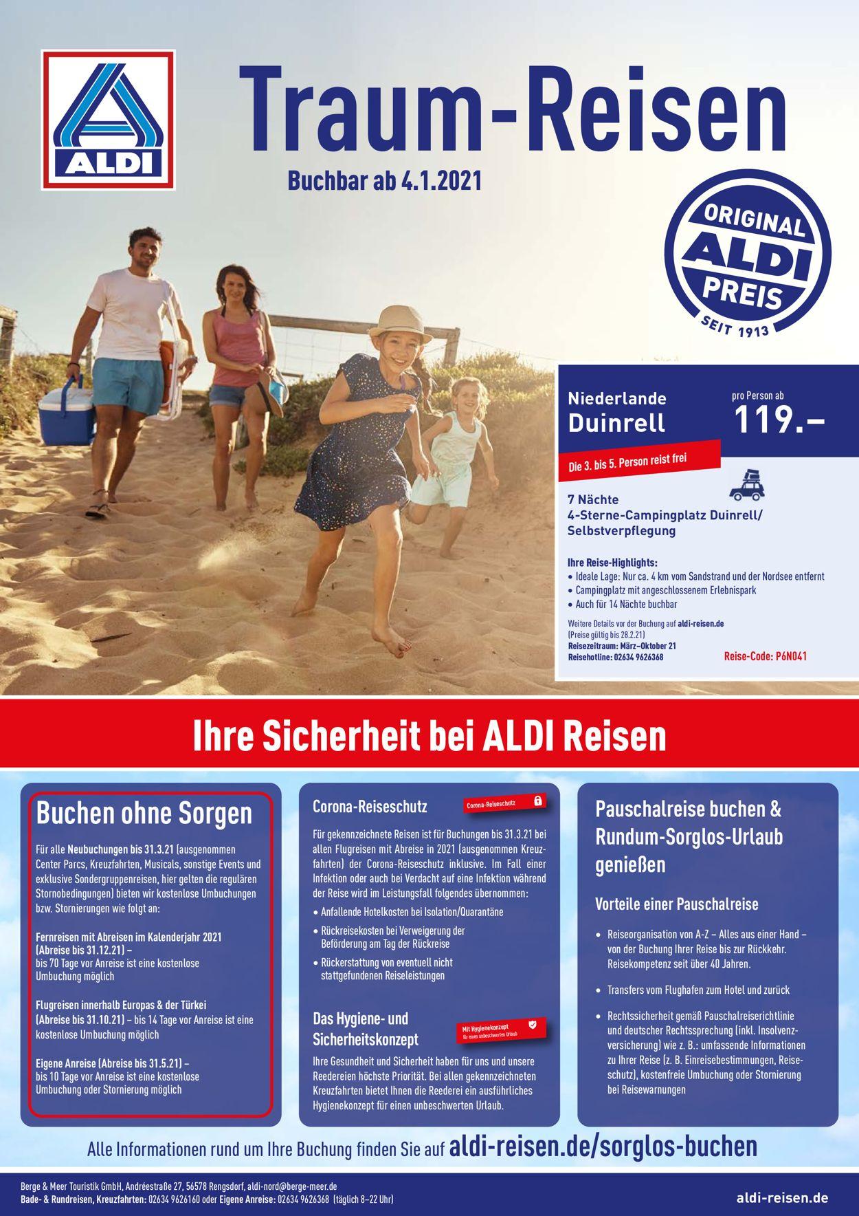 ALDI Nord Prospekt - Aktuell vom 01.05-30.09.2021