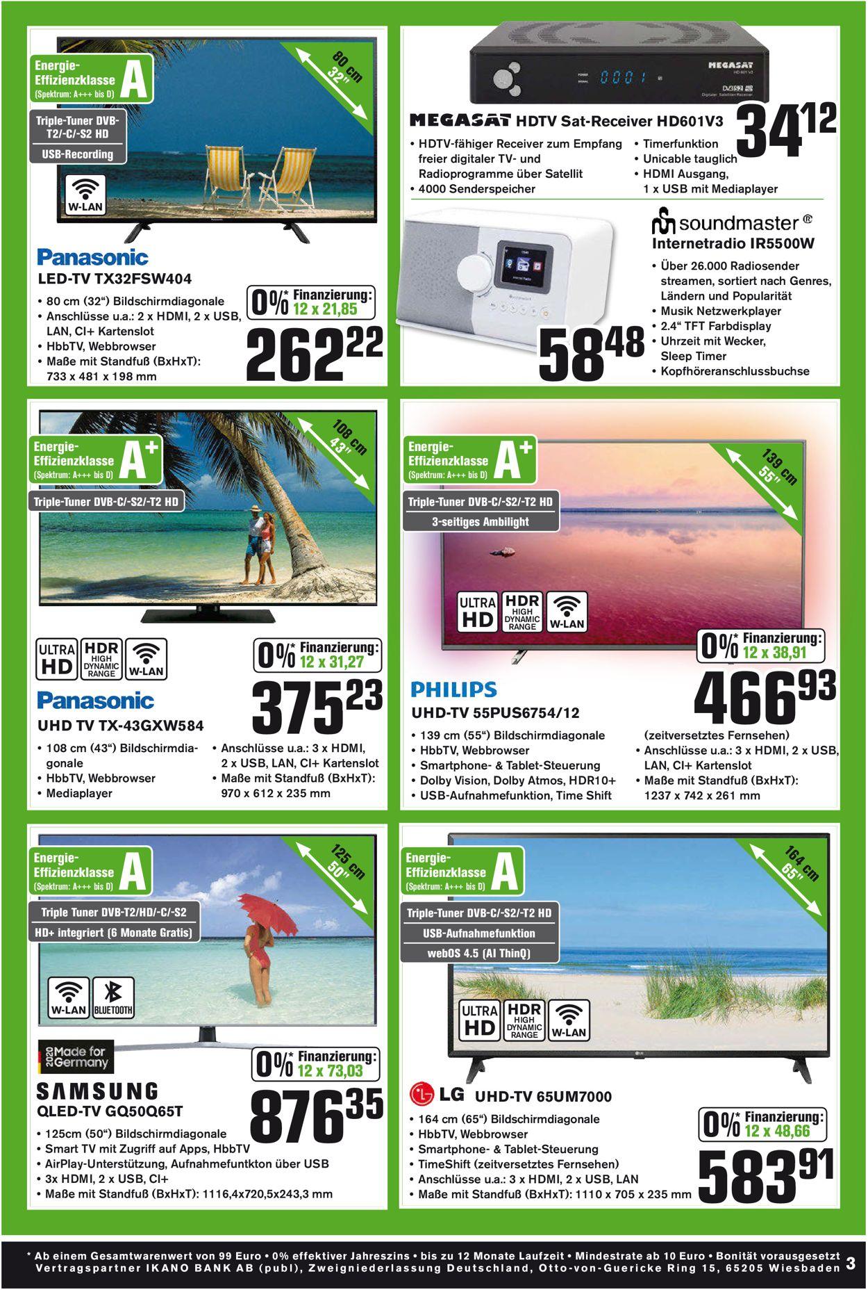 AlphaTecc Prospekt - Aktuell vom 27.07-01.08.2020 (Seite 3)