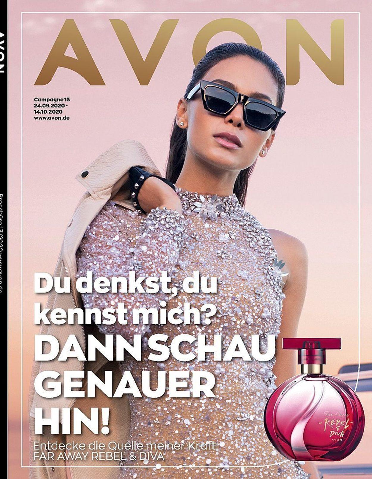 Avon Prospekt - Aktuell vom 24.09-14.10.2020
