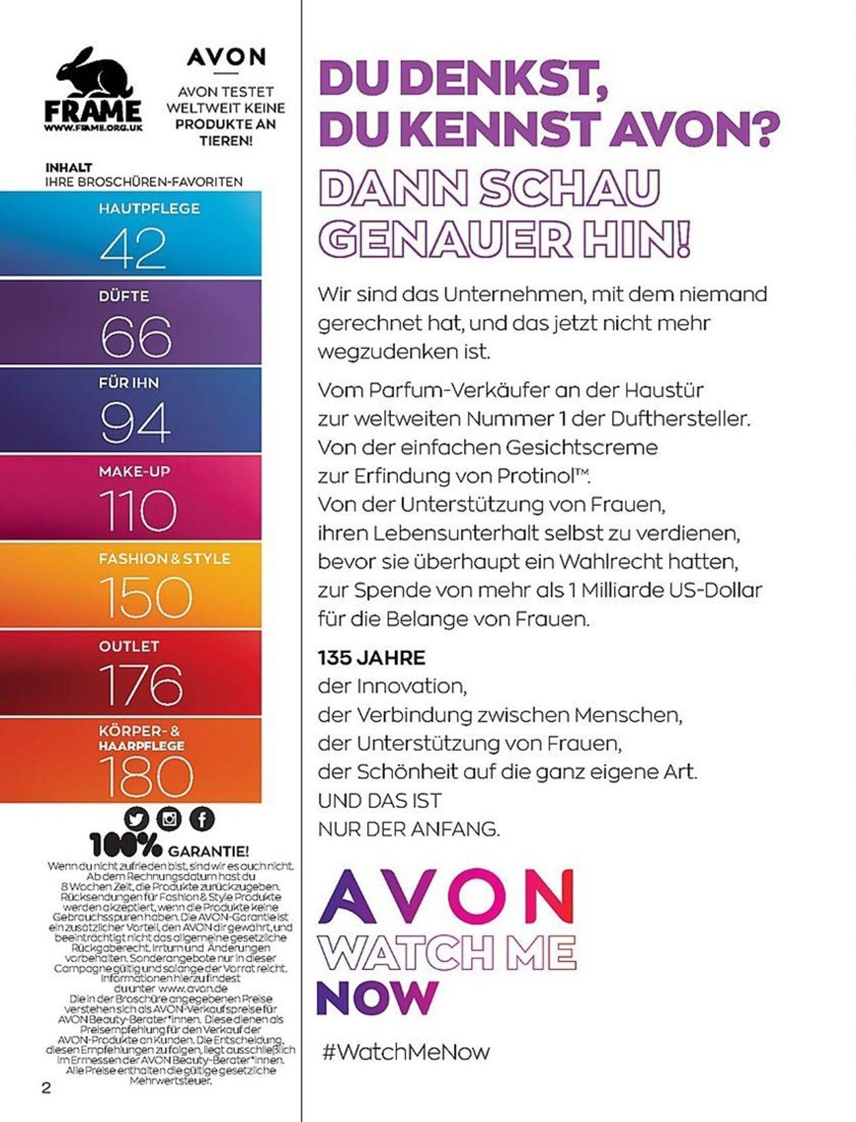 Avon Prospekt - Aktuell vom 24.09-14.10.2020 (Seite 2)