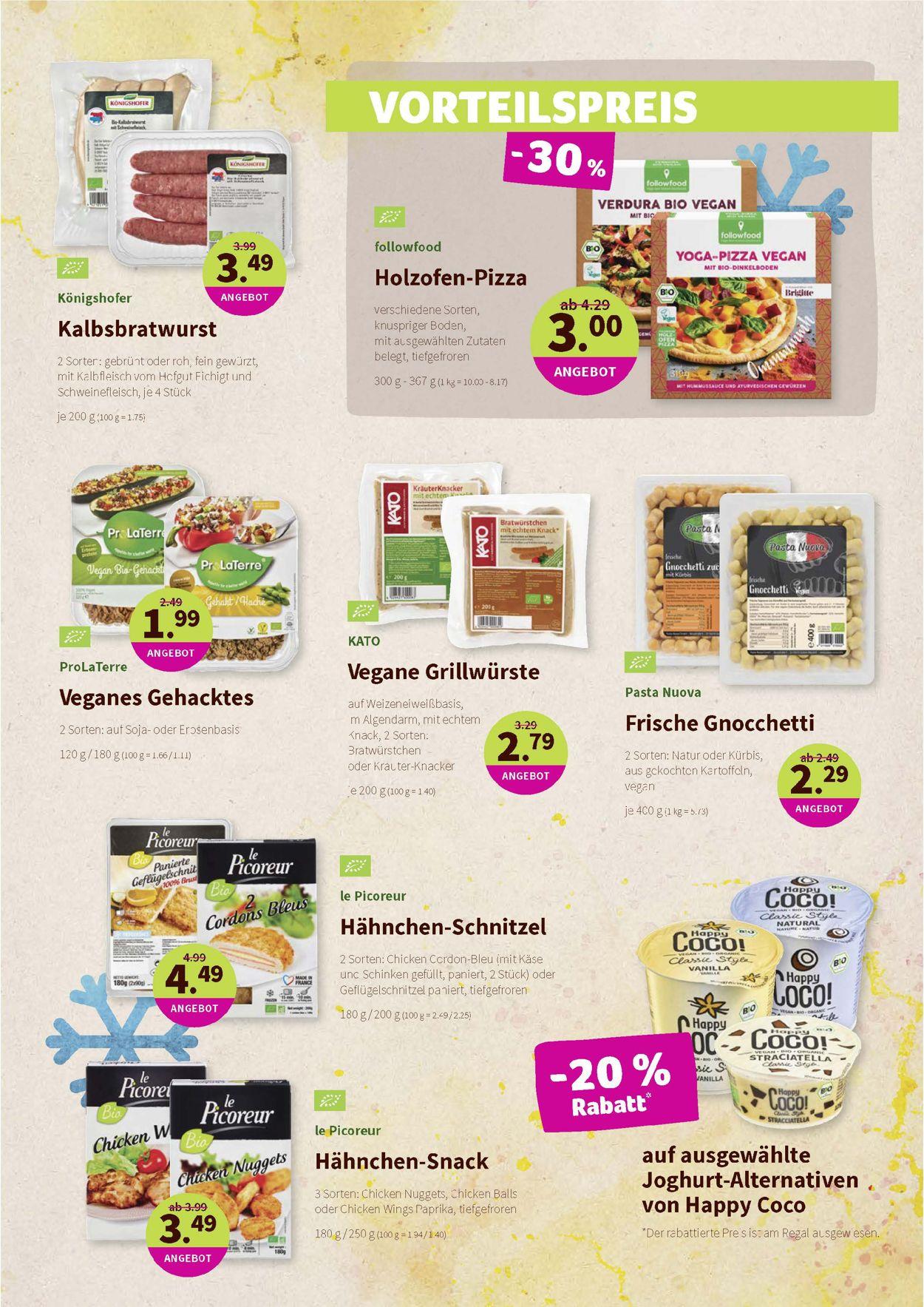 Denn's Biomarkt Prospekt - Aktuell vom 29.07-11.08.2020 (Seite 3)