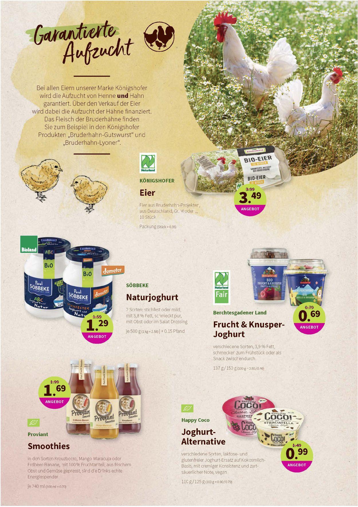 Denn's Biomarkt Prospekt - Aktuell vom 20.01-02.02.2021 (Seite 3)