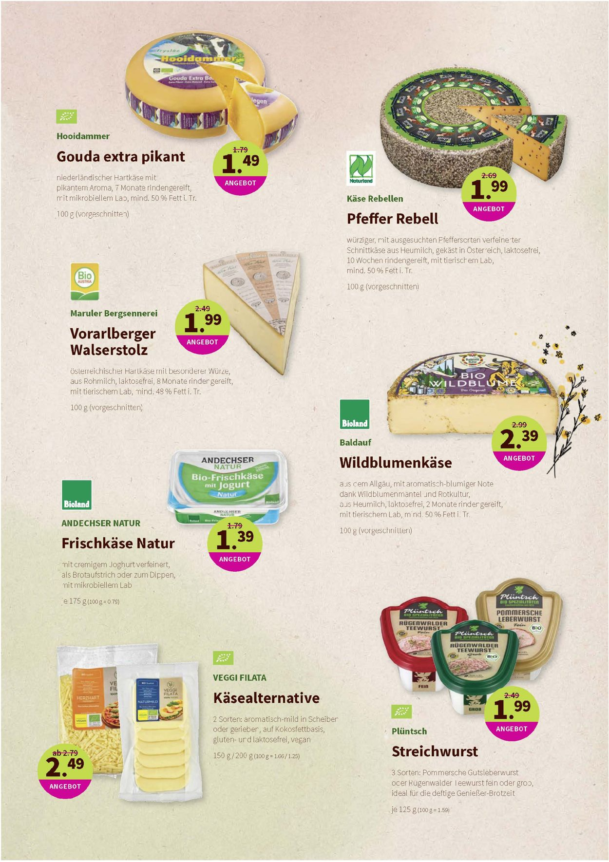 Denn's Biomarkt Prospekt - Aktuell vom 20.01-02.02.2021 (Seite 4)