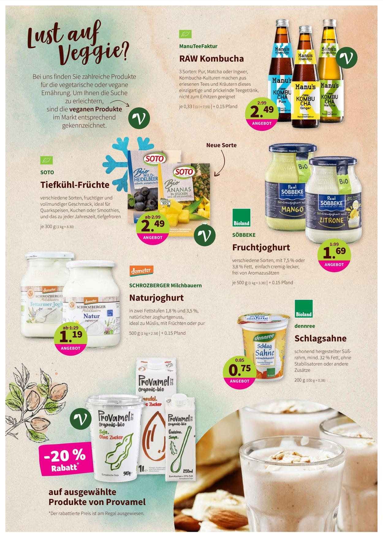 Denn's Biomarkt Prospekt - Aktuell vom 17.02-02.03.2021 (Seite 3)