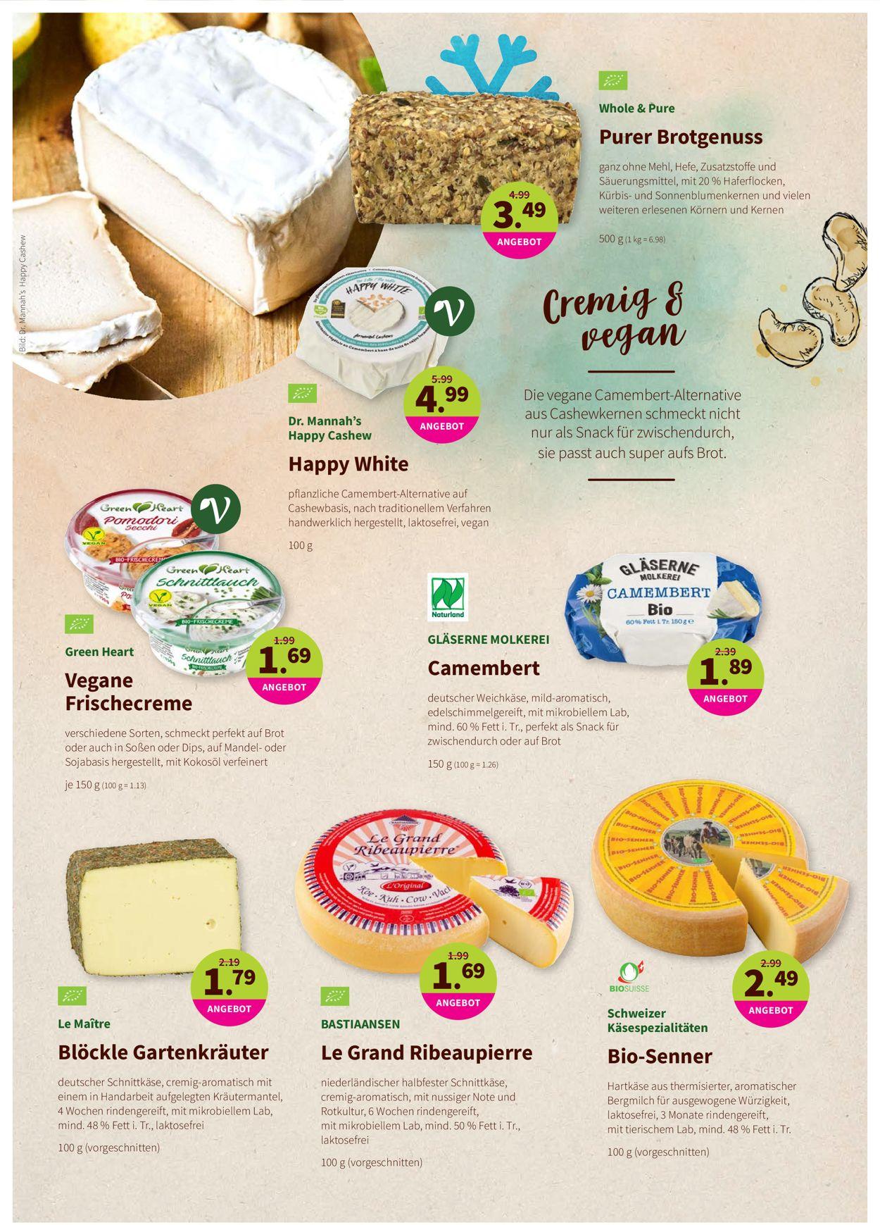 Denn's Biomarkt Prospekt - Aktuell vom 17.02-02.03.2021 (Seite 4)