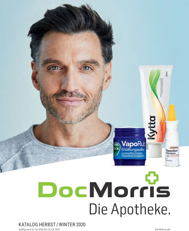 Doc Morris Prospekt - Aktuell vom 01.10-31.03.2021