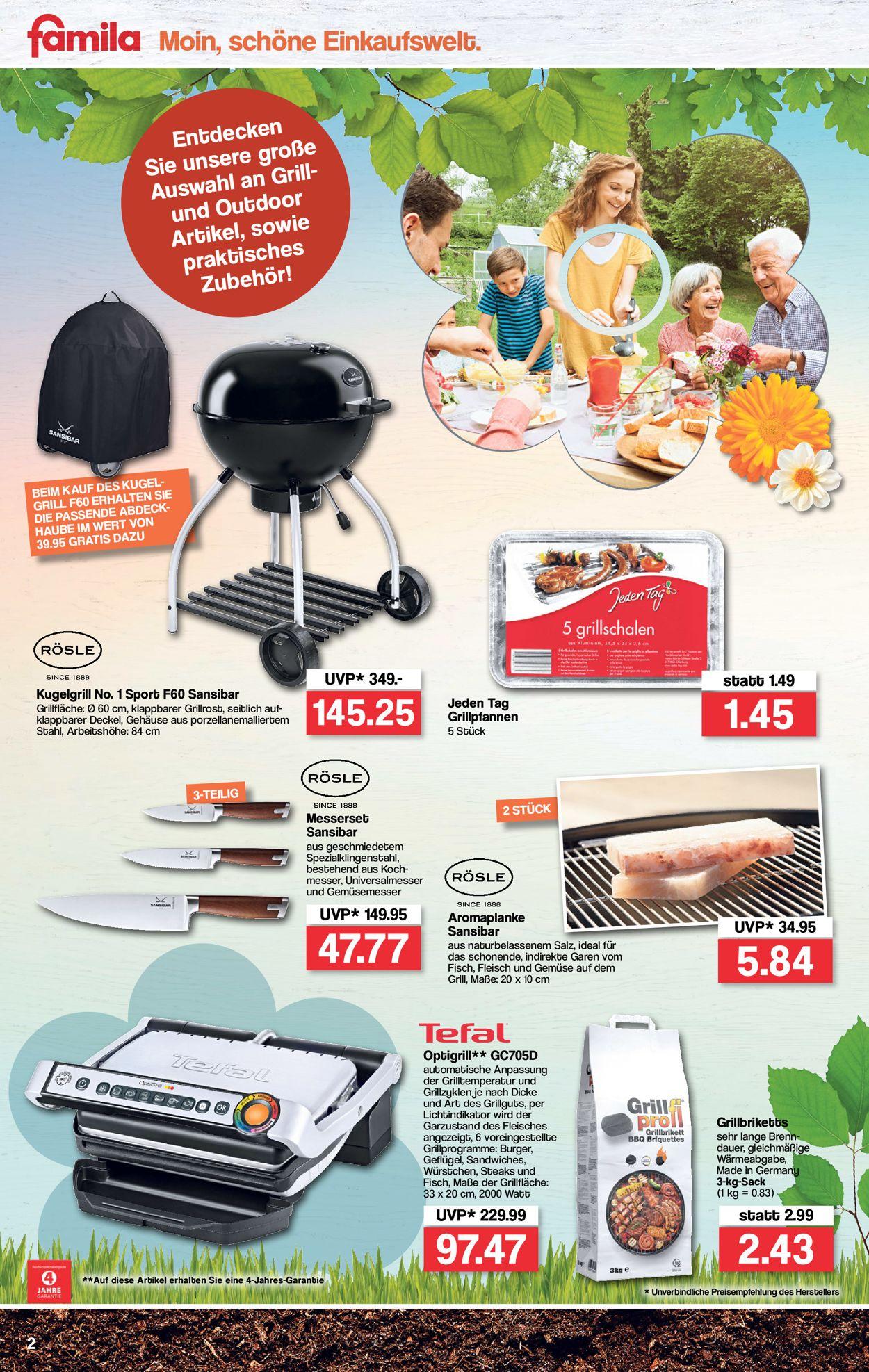 Famila Prospekt - Aktuell vom 29.06-04.07.2020 (Seite 2)