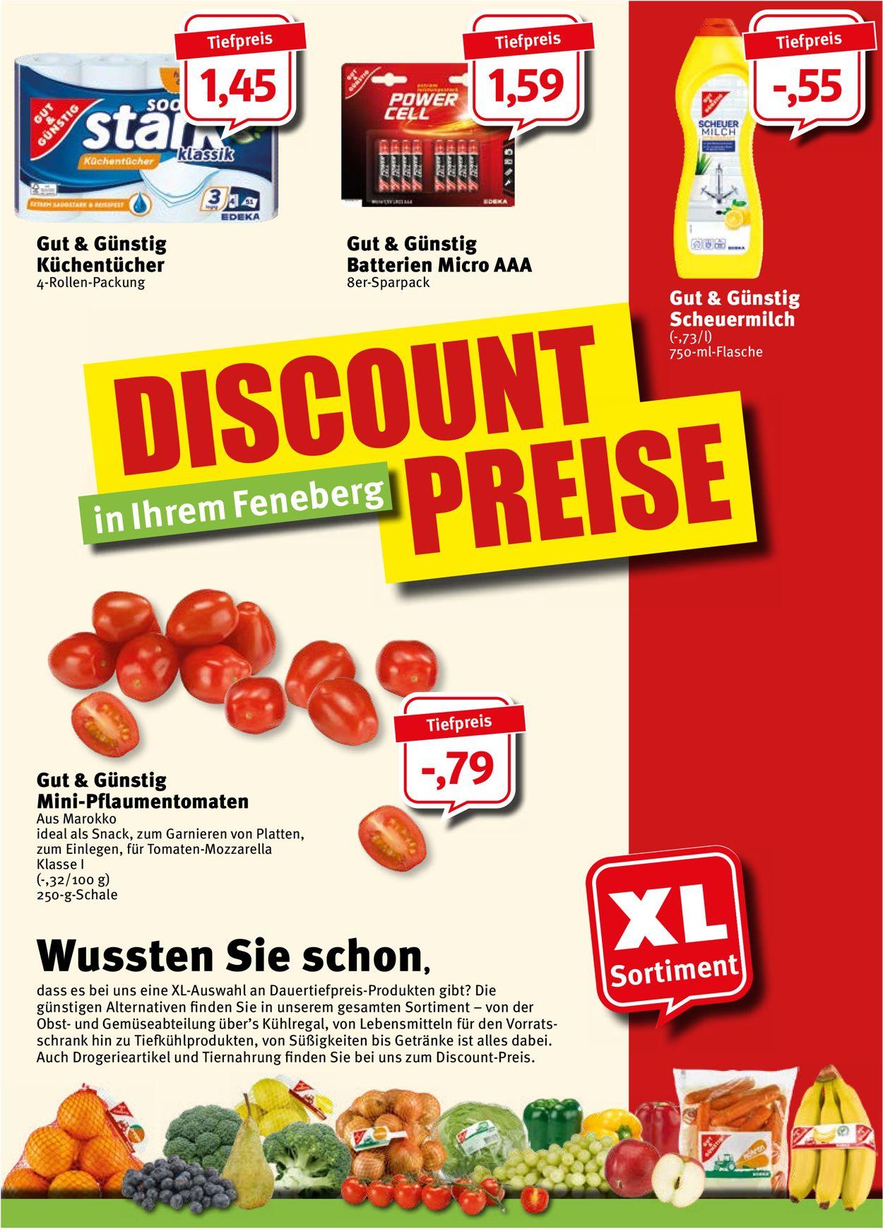 Feneberg Prospekt - Aktuell vom 26.04-30.04.2021 (Seite 13)