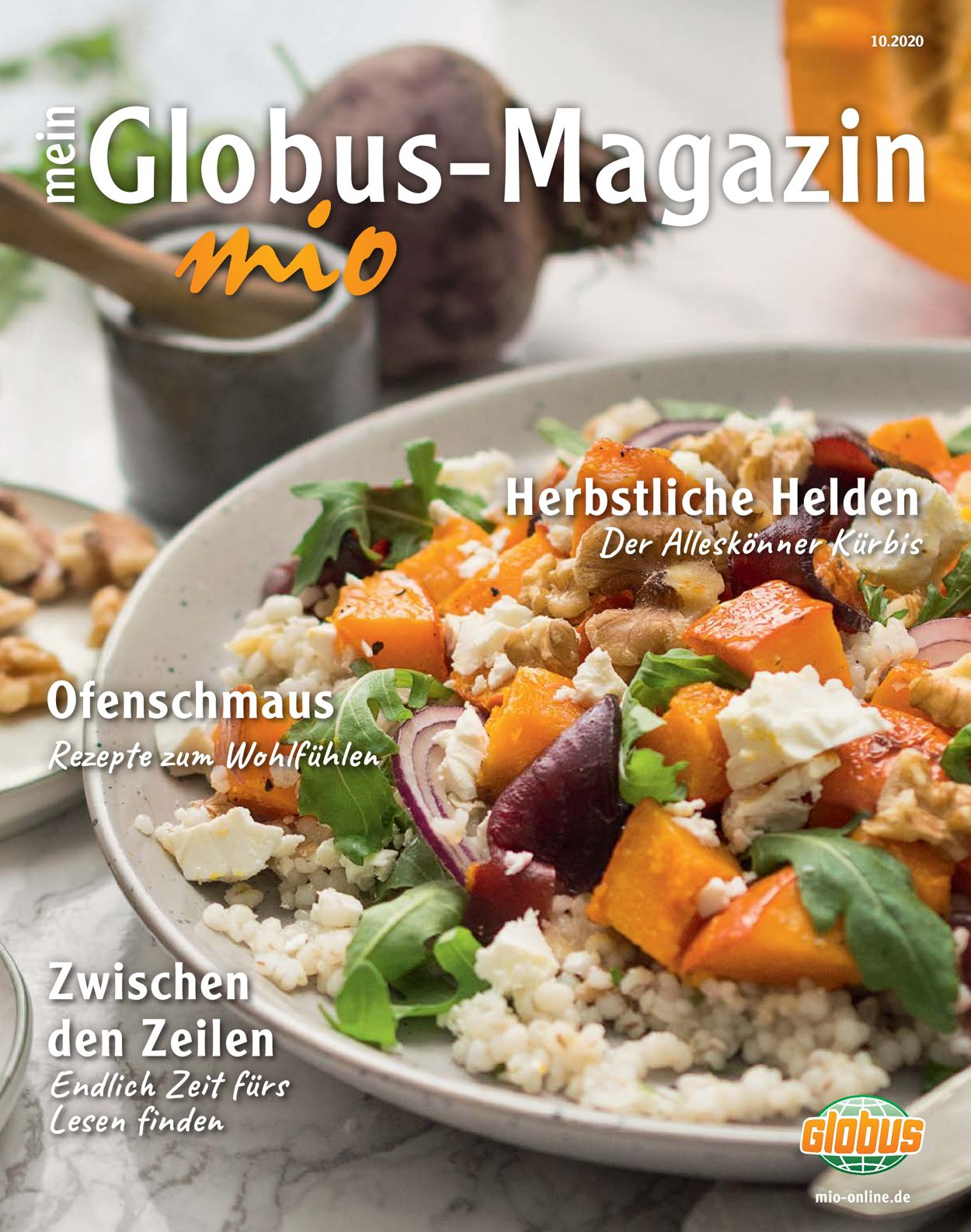 Globus Prospekt - Aktuell vom 01.10-31.10.2020