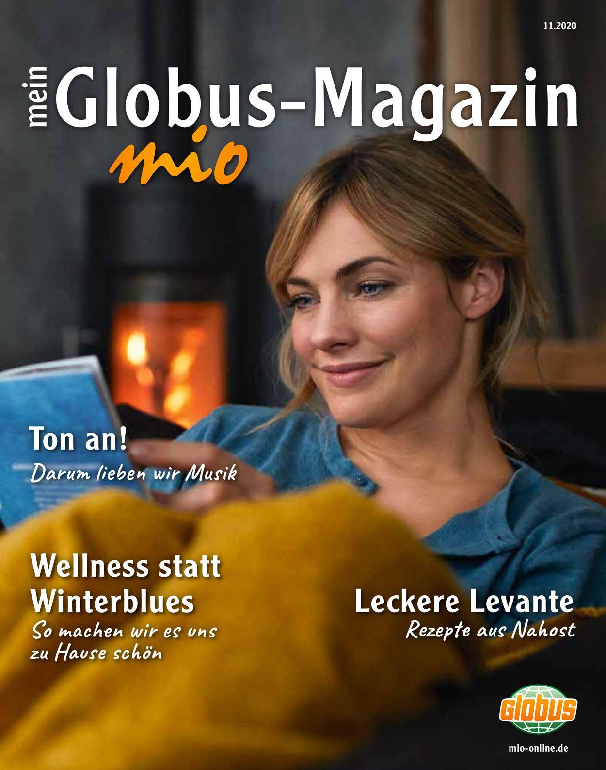 Globus Prospekt - Aktuell vom 01.11-30.11.2020