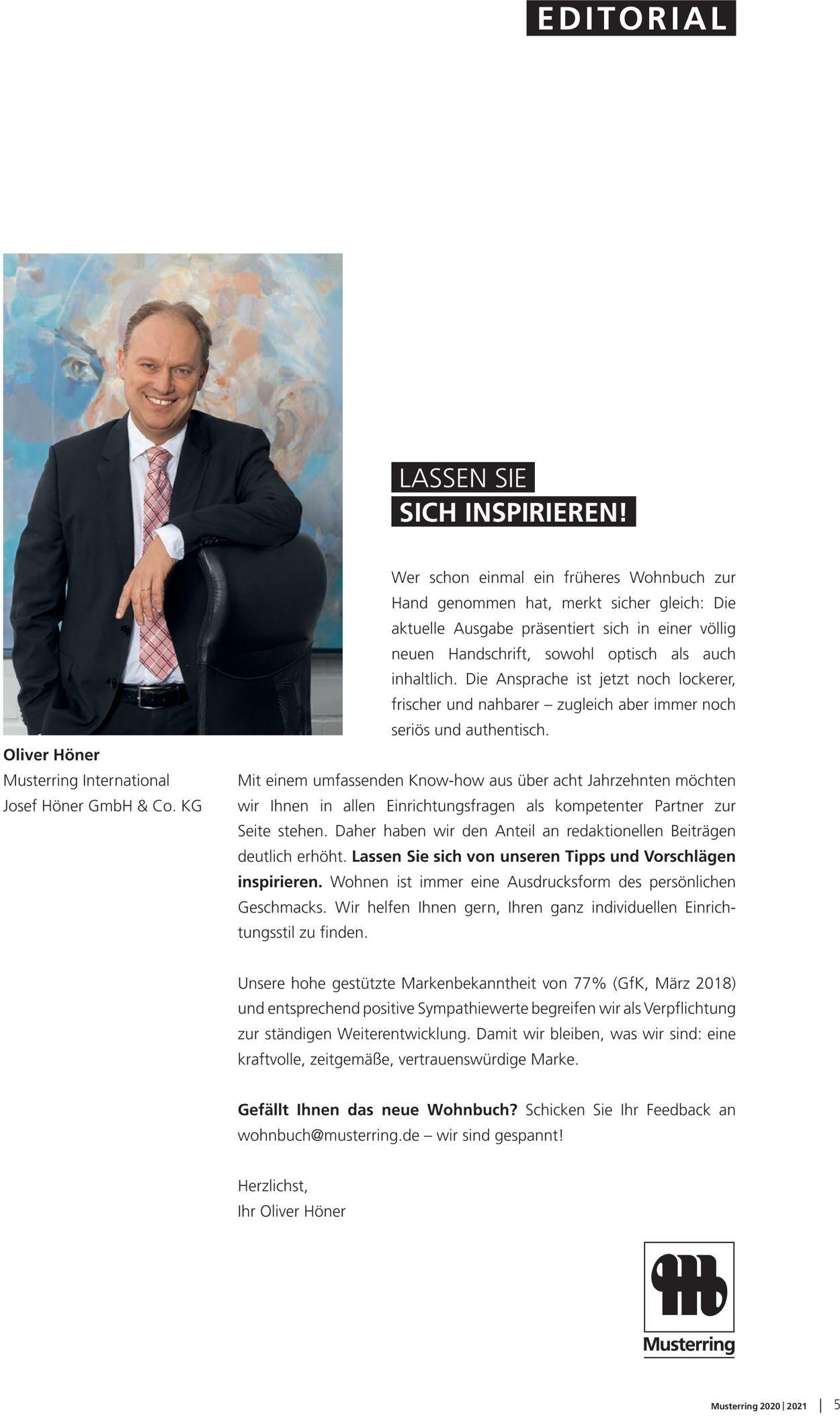 Hofmeister Prospekt - Aktuell vom 01.04-31.03.2021 (Seite 3)