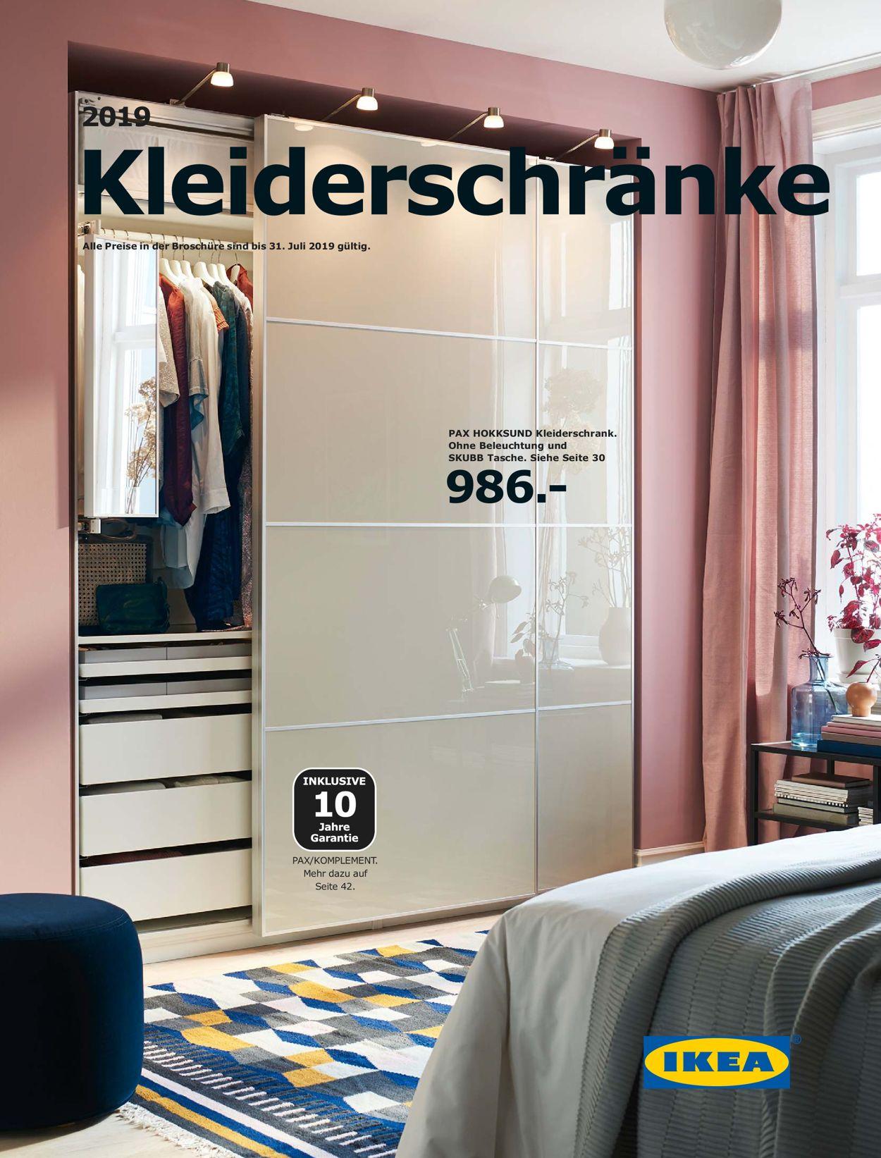 IKEA Prospekt - Aktuell vom 01.02-31.08.2019