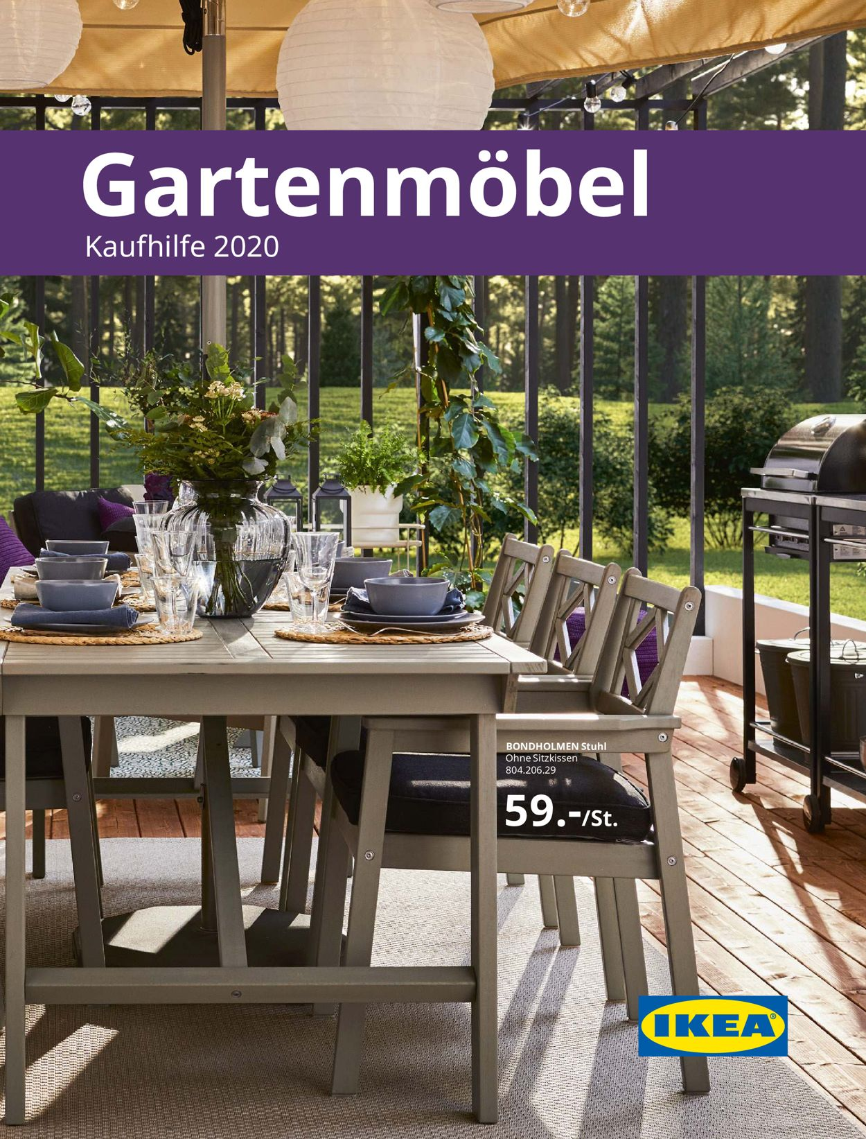 IKEA Prospekt - Aktuell vom 03.03-30.04.2020