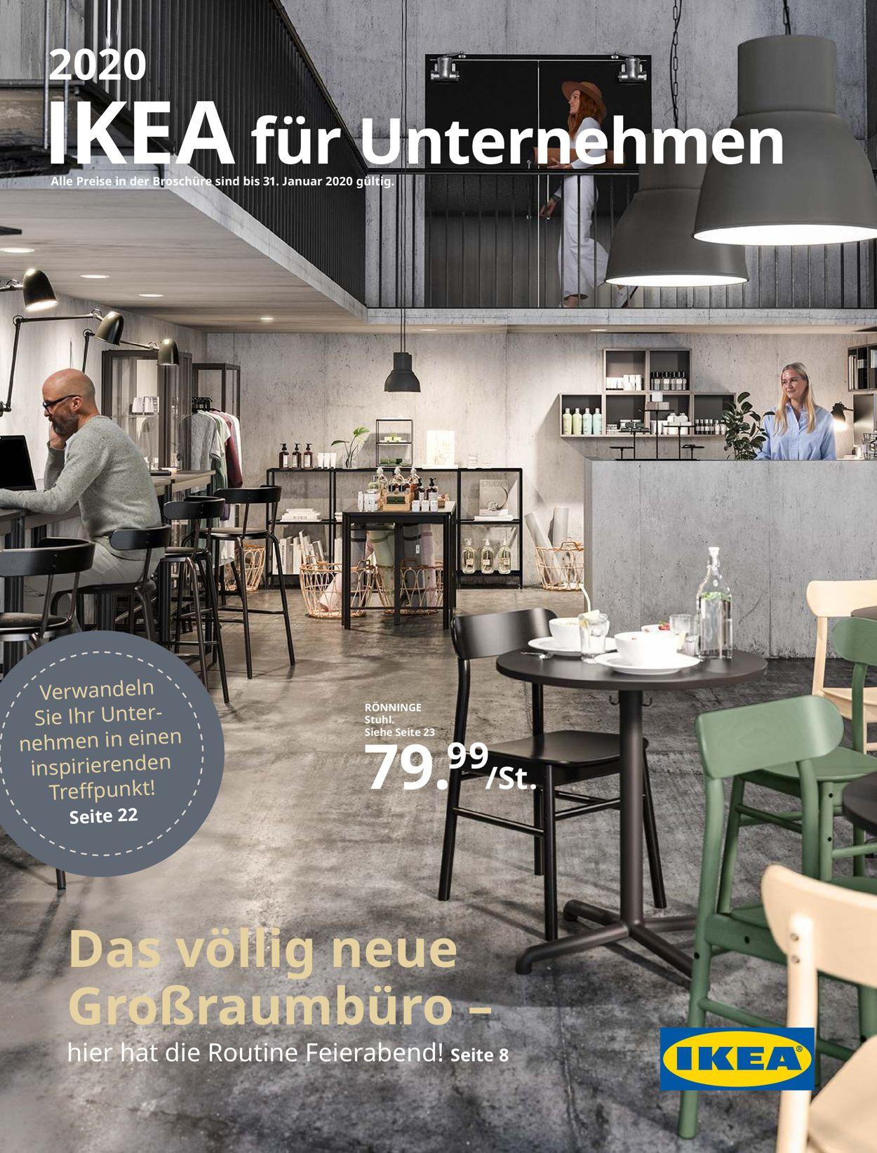 IKEA Prospekt - Aktuell vom 01.06-31.12.2020