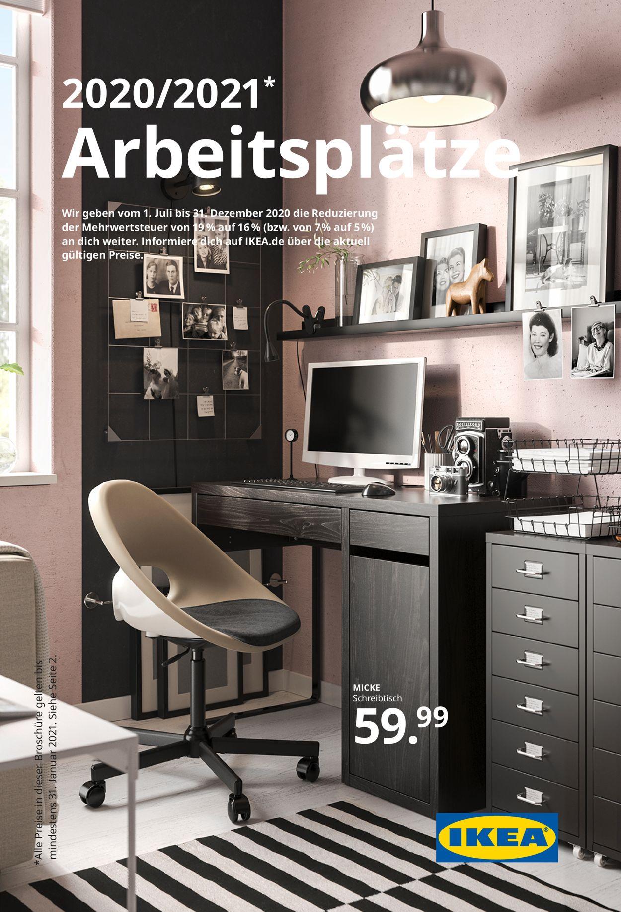 IKEA Prospekt - Aktuell vom 01.07-31.12.2020