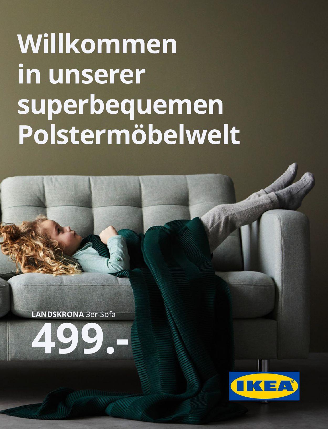 IKEA Prospekt - Aktuell vom 01.10-28.02.2021